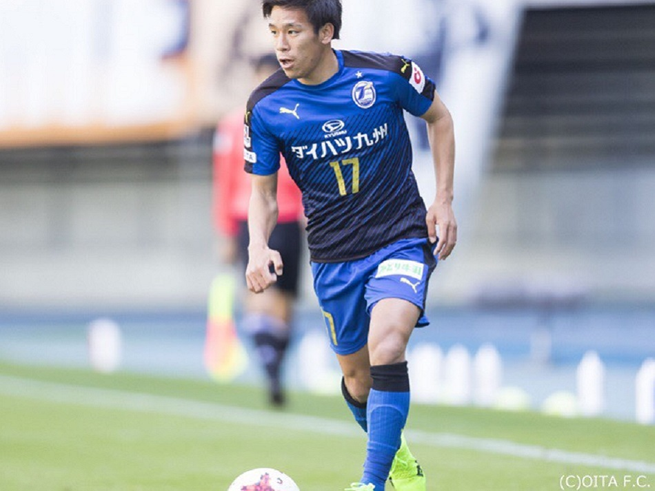 【AQLO利用者インタビュー】大分トリニータ 國分伸太郎選手