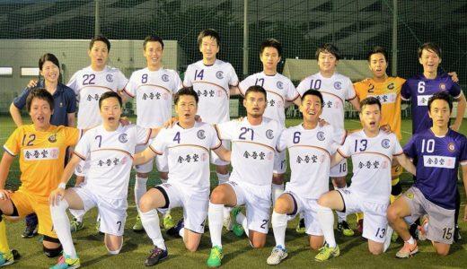【チーム紹介:Criacao Futsal】~フットサルを通じて感動を創造する~