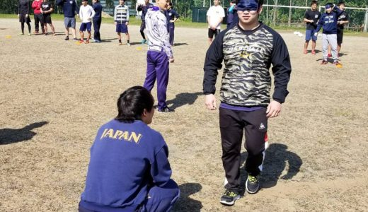 『コミュニケーション活性化を目的に』日本文理大学 レスリング部向けセミナー