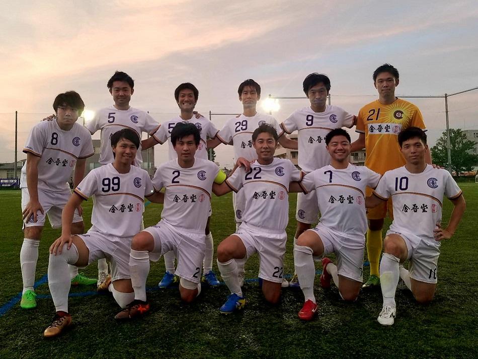 【FOOTBALL CLUB Criacao Shinjuku】岡本と土田のゴールで勝利!