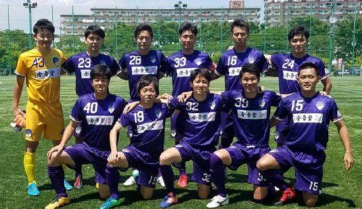 【FOOTBALL CLUB Criacao Shinjuku Procriar】約1ヶ月ぶりの公式戦にて勝利!