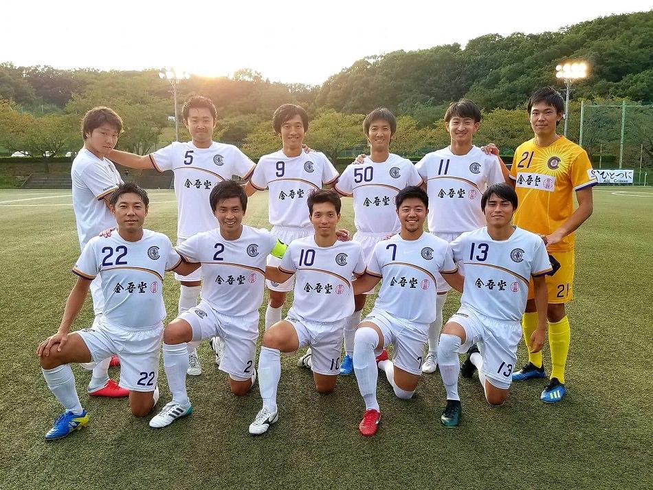 【FOOTBALL CLUB Criacao Shinjuku】最終節は笑顔で勝利!2位でリーグ戦を終える