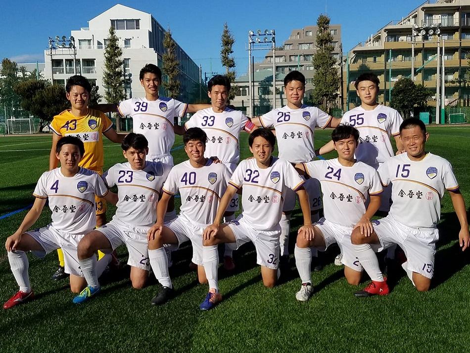 【FOOTBALL CLUB Criacao Shinjuku Procriar】苦しみながら勝利を掴むも、優勝の可能性が消滅