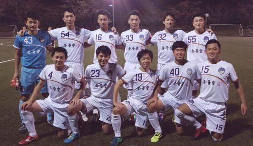 【FOOTBALL CLUB Criacao Shinjuku Procriar】1点差が遠く...一丸となって戦うも惜敗