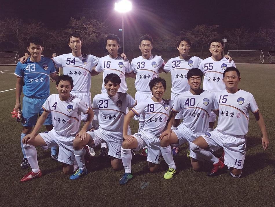 【FOOTBALL CLUB Criacao Shinjuku Procriar】1点差が遠く…一丸となって戦うも惜敗
