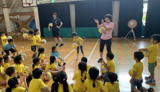 世界チャンピオンや日本代表を経験した講師も 「子どもに夢を見てほしい」スポーツ教室/幼児スポーツプロジェクト