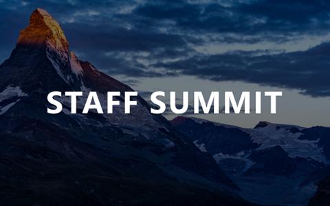 第一回STAFF SUMMIT実施のご報告