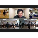 和歌山県古座川町3校に、舘野哲也が走り方教室