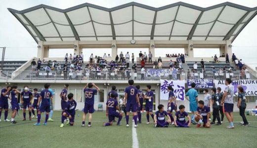 2021年度(第55回)関東サッカーリーグ1部の日程が決定