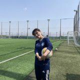 「体育会に所属したことに後悔はない」関学サッカー部渡邊さん