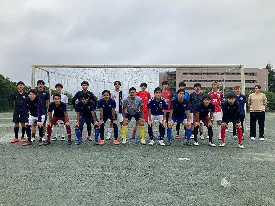 【セグの出張授業!第1弾】瀬川和樹が東京外国語大学サッカー部の練習に参加