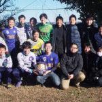 Criacao東京カップ初戦勝利!