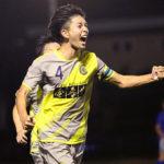 都リーグ最終節は岩崎の劇的ゴールで勝利!