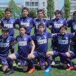 CriacaoProcriar杉浦、高橋のゴールで勝利!開幕3連勝