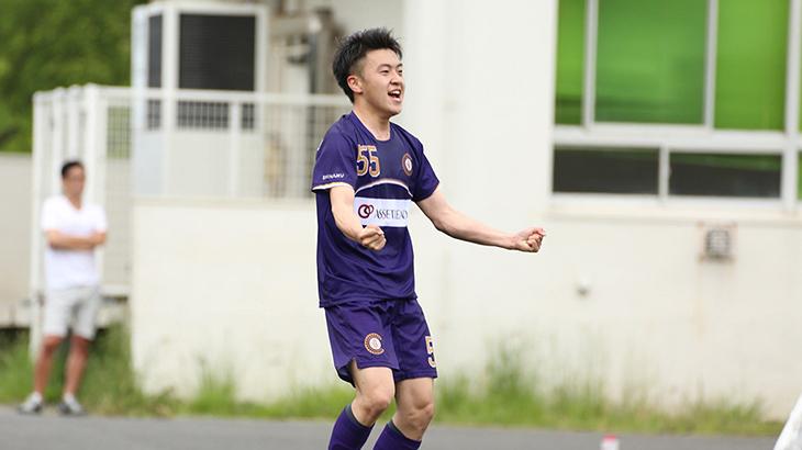 2試合連続ゴールの#55高橋(亜)
