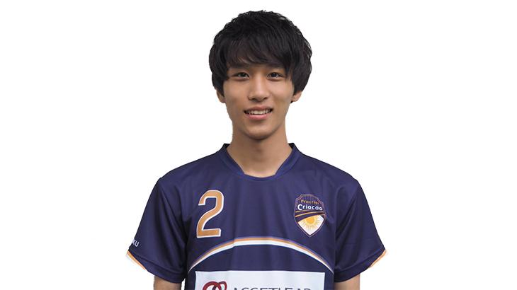 Criacao Shinjuku Procriarへ新たに1名の選手が加わりました