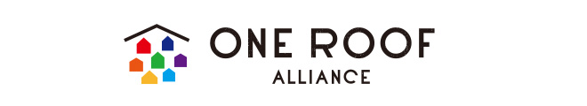 ONE ROOF ALLIANCEロゴ
