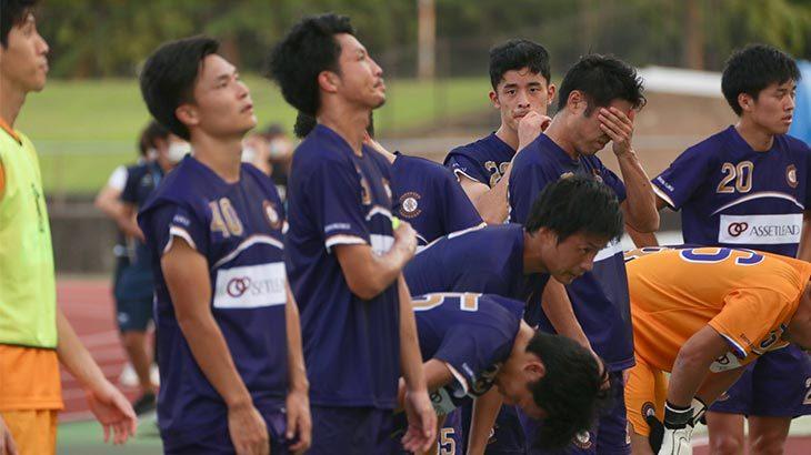 Criacao Shinjuku 昨年のリーグ覇者に善戦するも敗北、今季2敗目。
