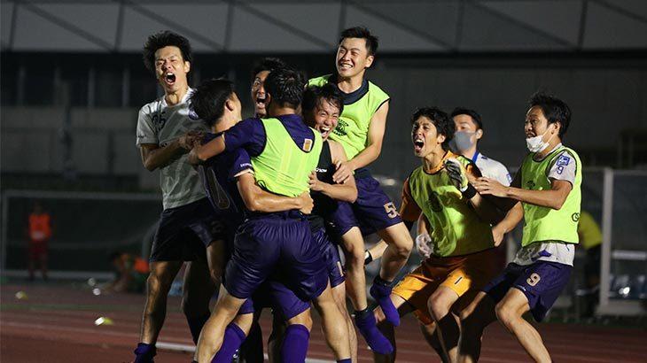 Criacao Shinjuku 終了間際の劇的勝利で3連勝。いよいよ残り3戦へ。