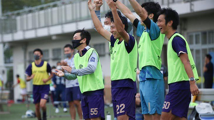 "Criacao Shinjuku ""ありたいと思う姿 "" を体現し続け、逆転勝利で有終の美。"