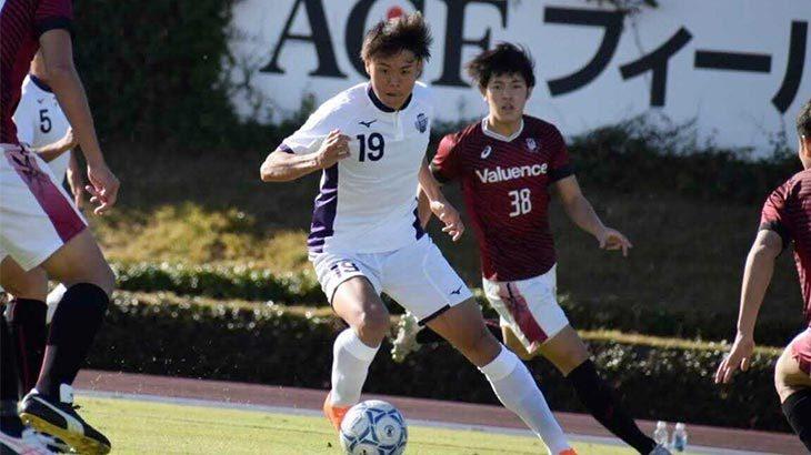 Criacao Shinjuku 明治大学体育会サッカー部より、岩田寛生選手 加入決定のお知らせ
