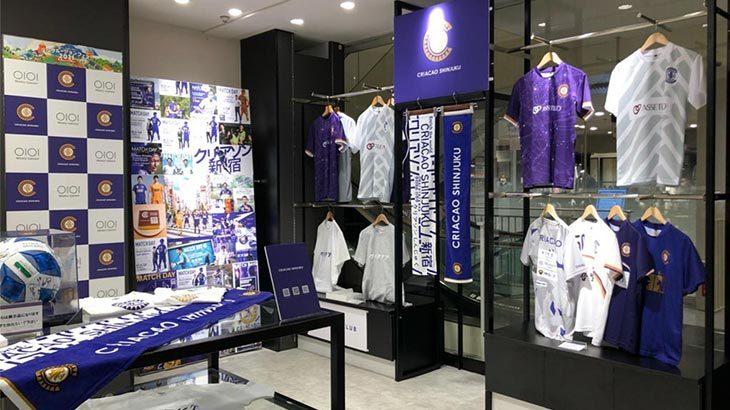 新宿マルイ メンにて、クリアソン新宿の企画展示を期間限定開催
